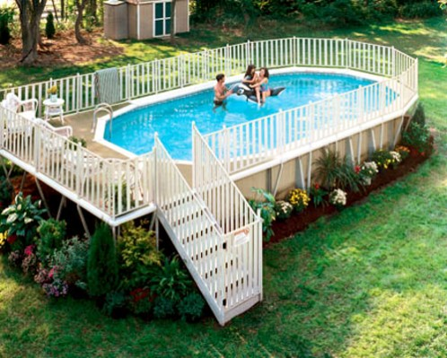 Above ground pool designs photo swimming pool designs for Swimming pools in ground designs
